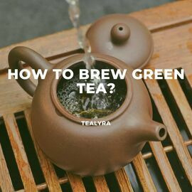 How-to-brew-green-tea