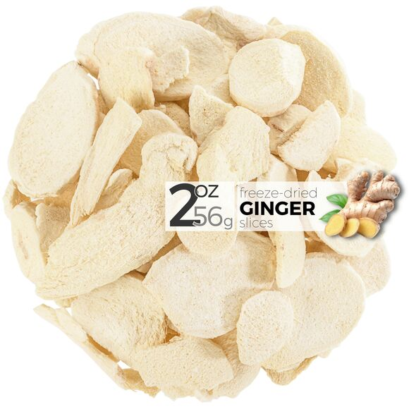 Ginger Freeze Dried