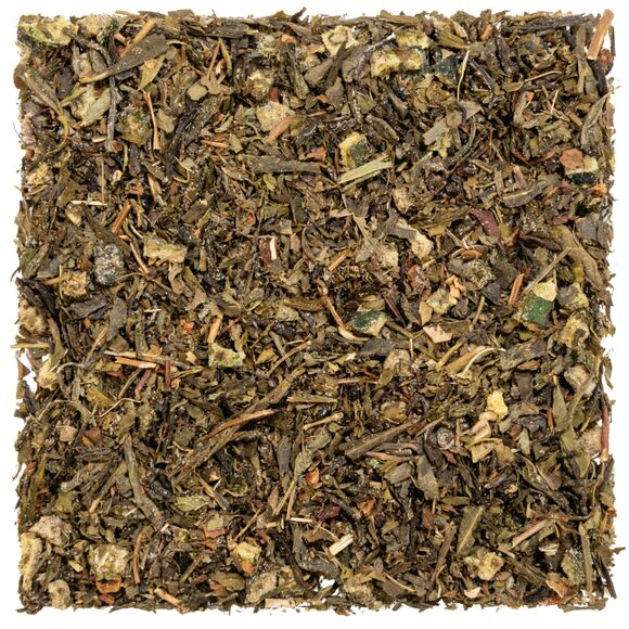 best green tea ginseng
