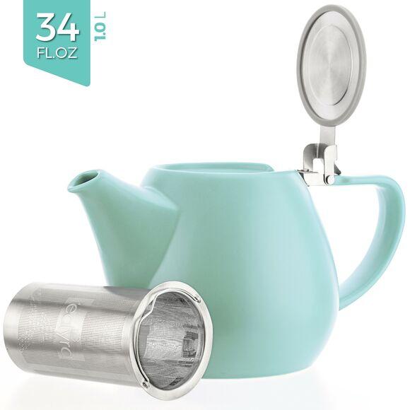 Jove Théière en porcelaine 1.0L