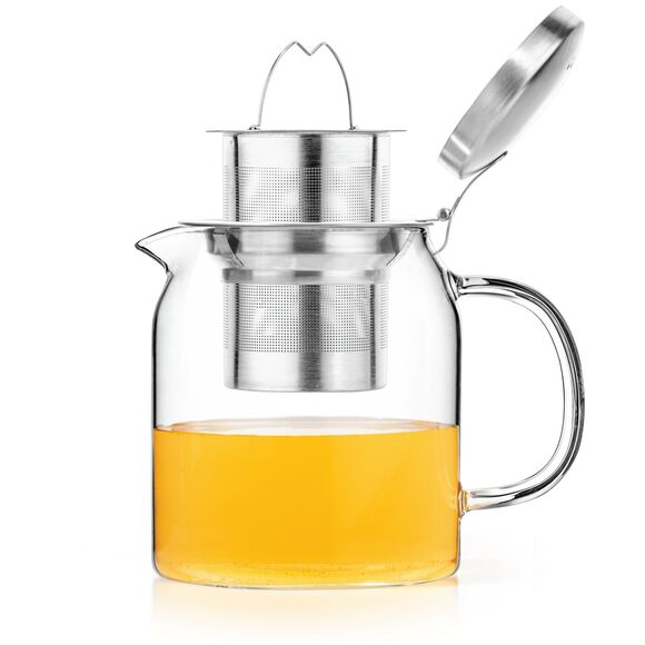 Pyxis Glass Teapot 600ml