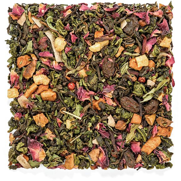 Berry Rose Slenderize - Weight Loss - Diet Tea