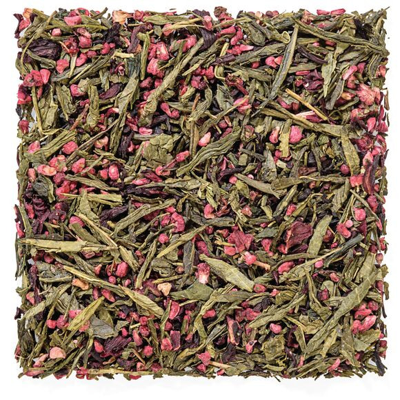 green tea loose leaf