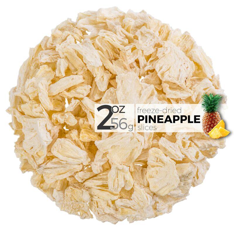 Pineapple Freeze Dried