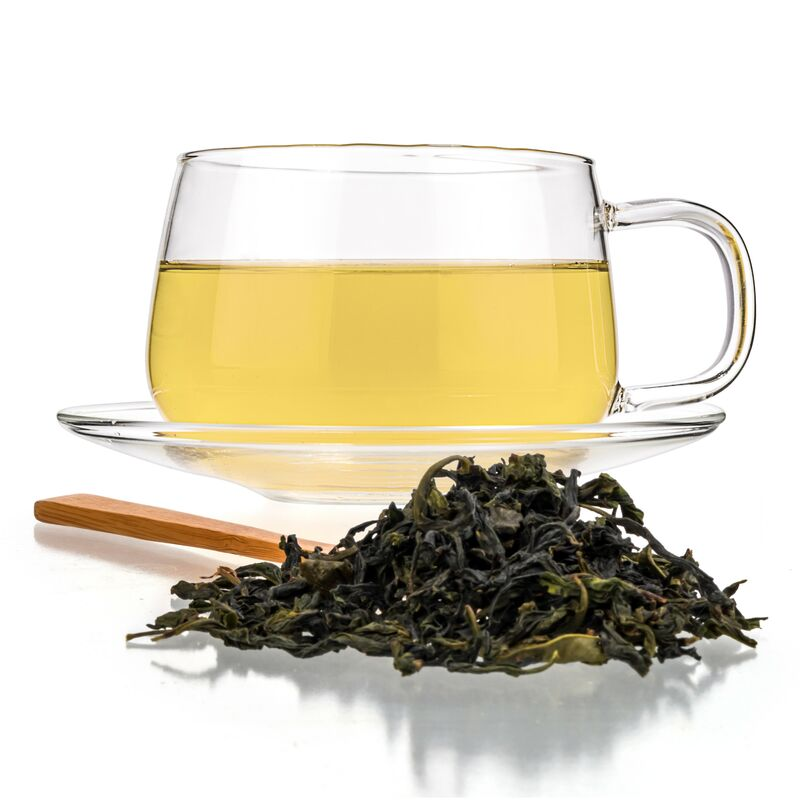 thé oolong organique de taiwan