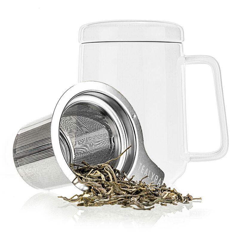 Peak Ceramic Cup Infuser 580ml