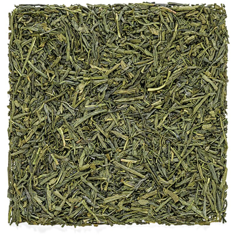 powder green tea