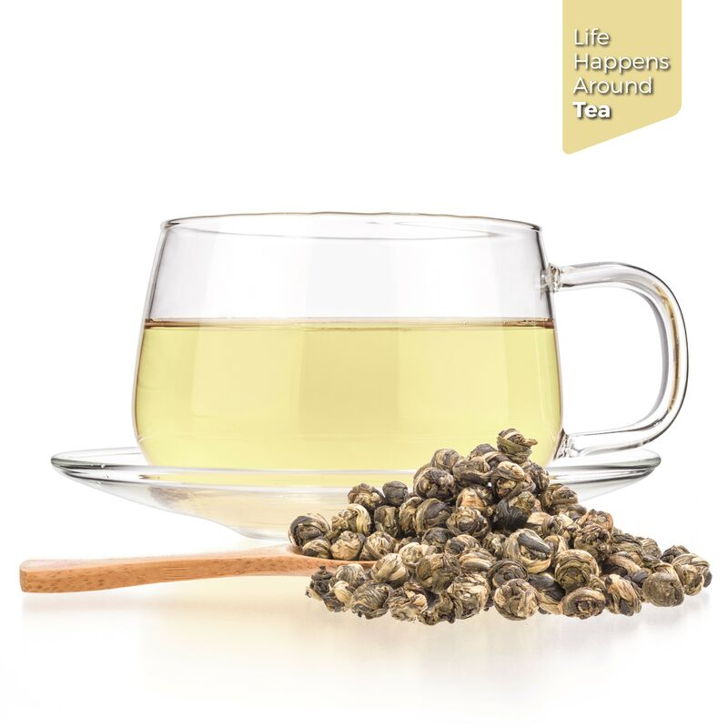 green slimming tea