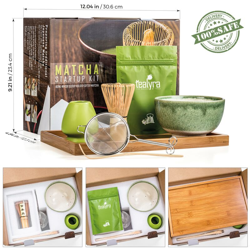 Matcha Ceremonial Kit